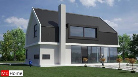 mc home homenl k1 moderne woning met kap depot tiles