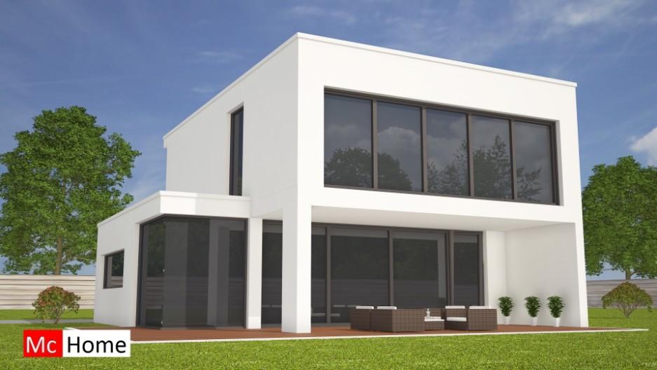 Kubistische woningontwerpen mchome for Energiezuinig huis