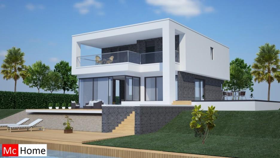 Kubistisch m66 mchome for Ontwerp eigen huis