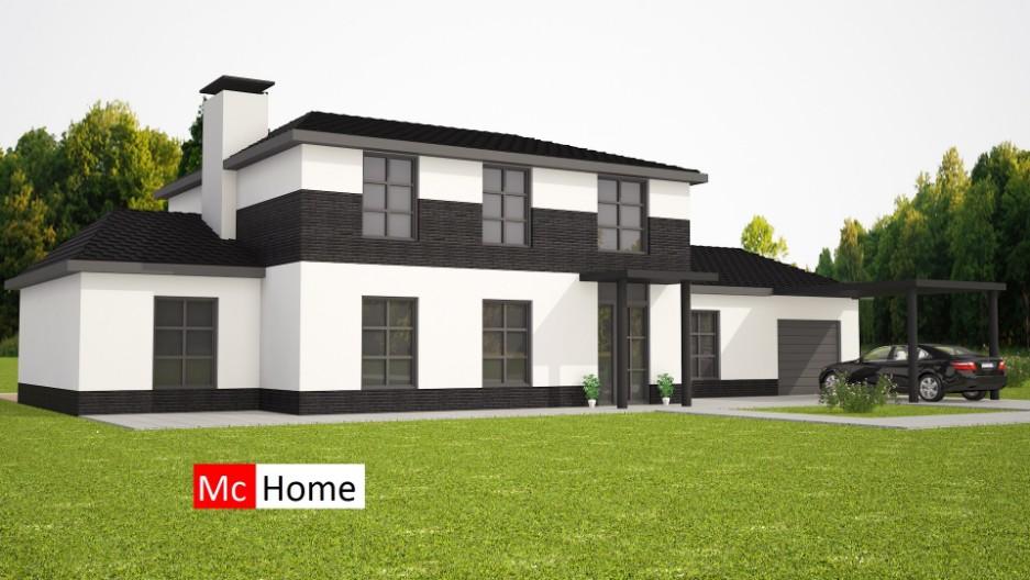 Mc landhuizen mchome for Modern landhuis