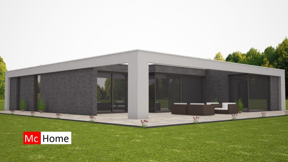 Bungalow mchome for Moderne bungalow architectuur