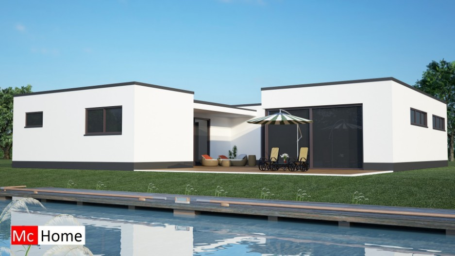 Bungalow mchome for Energiezuinig huis