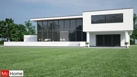 Moderne Woning Bouwen : Kubistische woningontwerpen! mchome