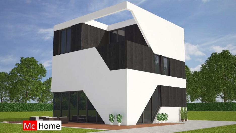 Kubistische woningontwerpen mchome for Huis ontwerpen