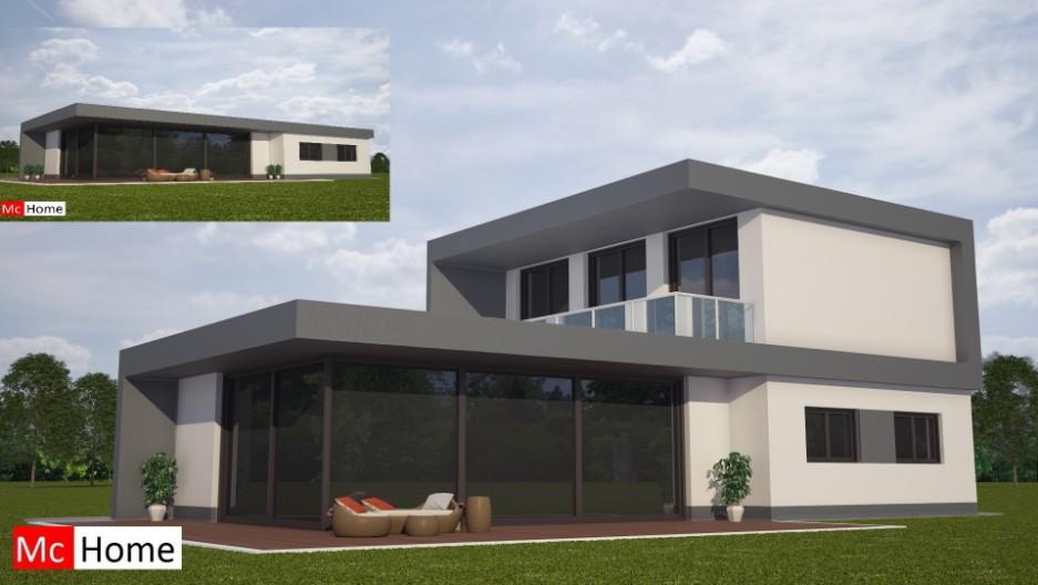 Kubistische woningontwerpen deel 2 mchome - Moderne verdieping ...