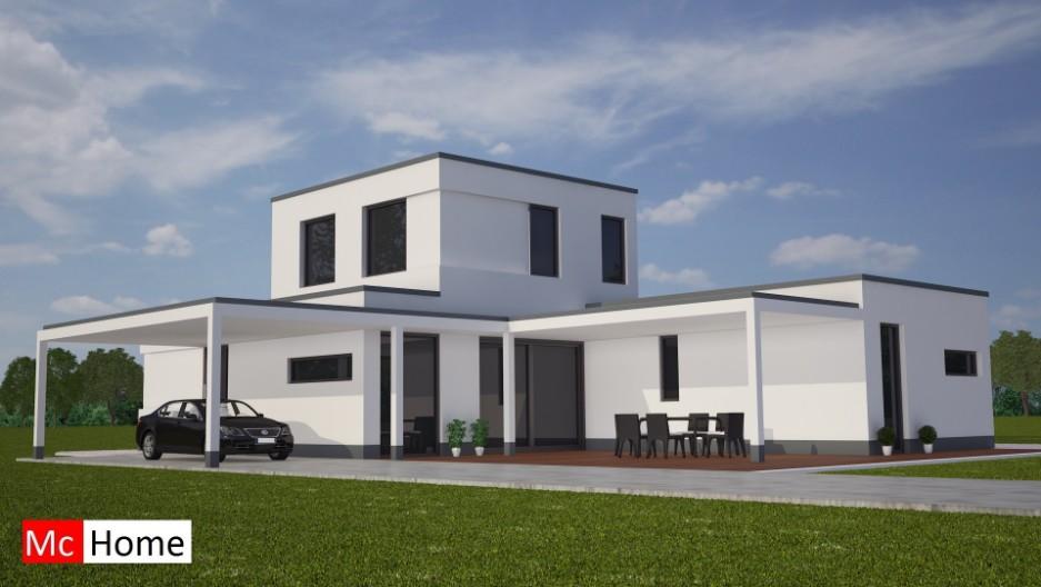 Kubistische woningen deel 2 mchome for Terras modern huis