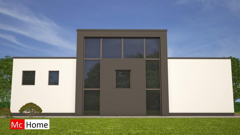 Moderne bungalow onder architectuur bouwen b84 mchome At home architecture gordes 84