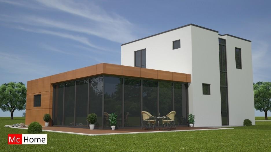 Bungalow mchome for Nieuwe woning bouwen