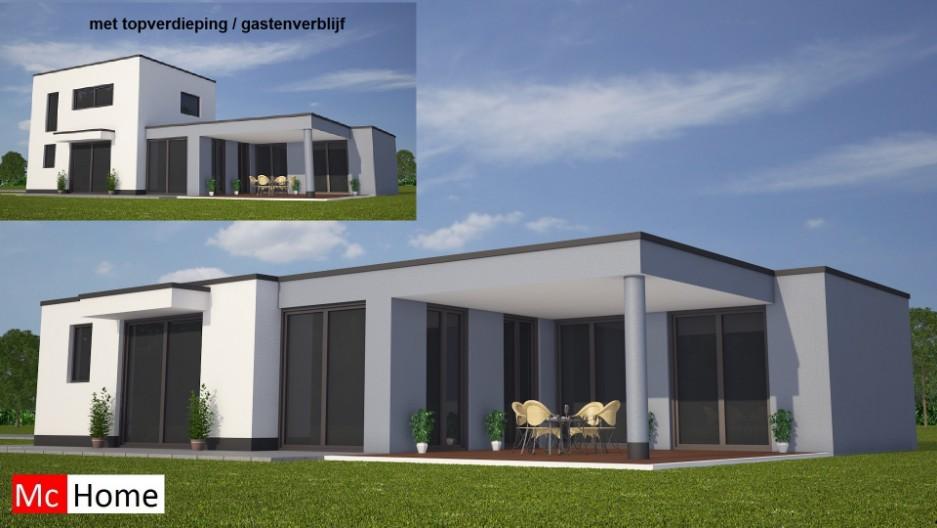 mc home homenl b83 ontwerp nieuwe gelijkvloerse bungalow energieneutraal levensloopbestendig in staalframebouw builders bozeman