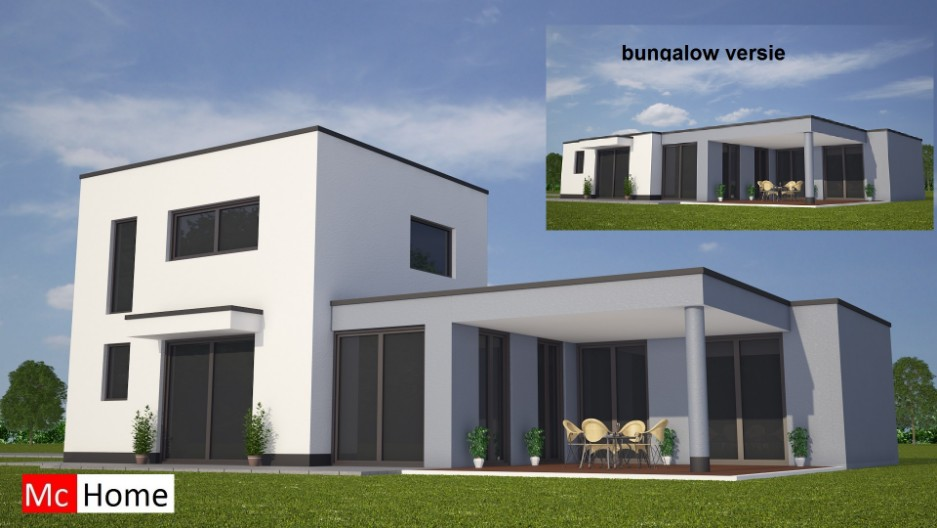 Kubistische woningen deel 2 mchome