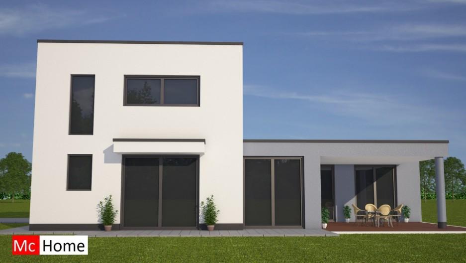 Moderne bungalow met verdieping m83 mchome - Moderne verdieping ...