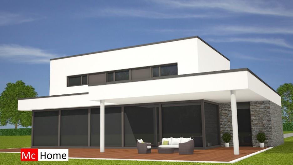 Overkapping terras door bob romijnders architectuur interieur