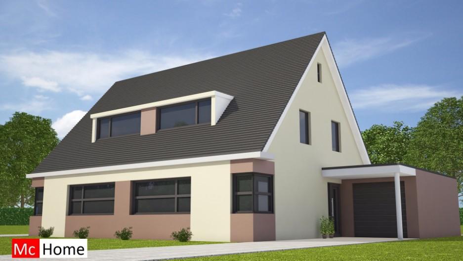 Plattegrond levensloopbestendige twee onder 1 kap google for Goedkoop huis laten bouwen