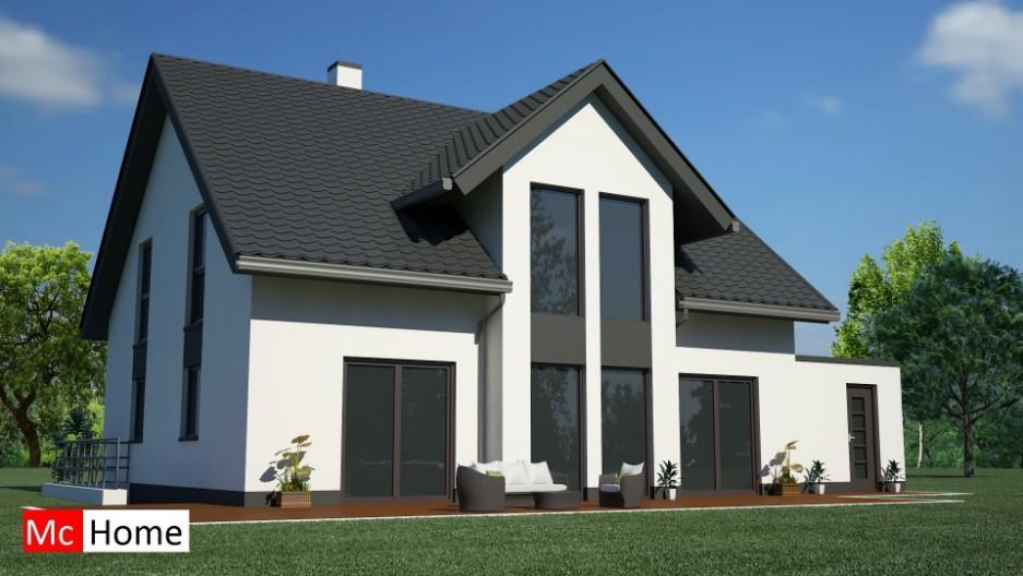 Kapwoningen mchome for Nieuwe woning bouwen